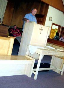 BBT 2010 HOMECOMING Guest Preacher Jay Gibson 091210