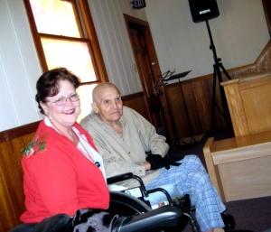 BBT CHRISTMAS 2009 Edith and Ed 1209
