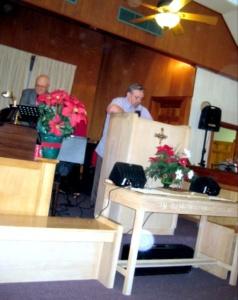BBT CHRISTMAS 2009 Pastor David 1209