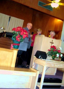 BBT CHRISTMAS 2009 We Three Sings 1209